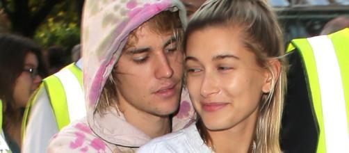 Justin Bieber e Hailey se casaram em 2019. (Arquivo Blasting News)
