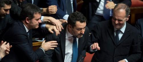 Matteo Salvini a processo per il caso Gregoretti