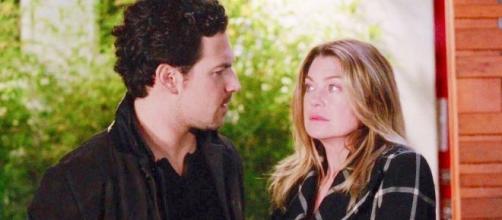 Nel quattordicesimo episodio di Grey's Anatomy, la relazione tra Meredith e DeLuca entrerà nuovamente in crisi.