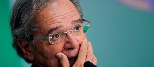 O ministro da Economia Paulo Guedes fez mais uma declaração polêmica e foi comparado ao personagem Caco Antibes. (Arquivo Blasting News)