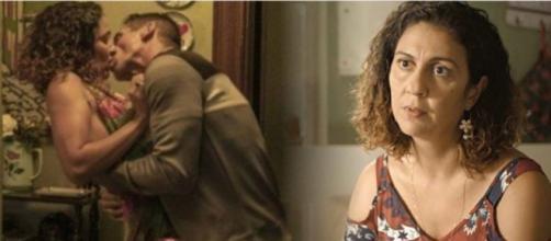 Penha (Clarissa Pinheiro) avalia sua personagem em 'Amor de Mãe' (Reprodução/TV Globo)