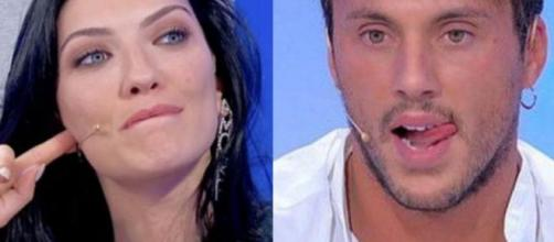 Uomini e Donne: Giulio Raselli e Giovanna Abate si rivedono