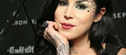 Why Kat Von D Is Discontinuing Her Lipstick Named After Jeffree ... - glamour.com