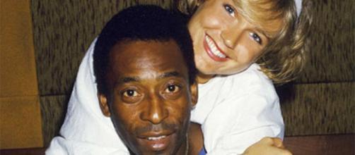 Xuxa Meneghel relembra traições de Pelé. (Arquivo Blasting News)