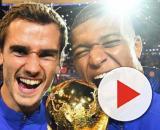 Mercato PSG : Griezmann aimerait 'retrouver' Mbappé (Crédit instagram/fff)