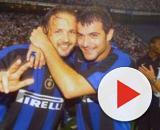 Mihajlovic e Stankovic con la maglia dell'Inter.