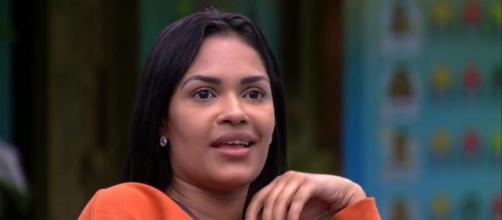 Flayslane é criticada por companheiros de confinamento do 'BBB20'. (Reprodução/TV Globo)