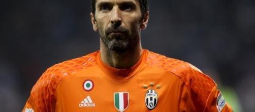 Gianluigi Buffon, portiere della Juventus