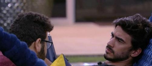 Guilherme não quer dar esperanças para Victor Hugo. (Divulgação/TV Globo)