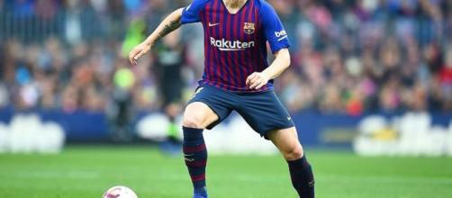 Ivan Rakitic, centrocampista del Barcellona.