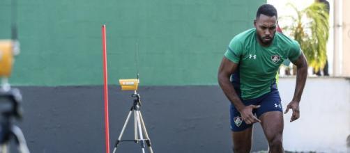 Luccas Claro crê em vaga na Sul-Americana. (Lucas Merçon/Fluminense FC)