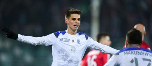 Marchwiński, stellina polacca che piace a Atalanta e Juventus