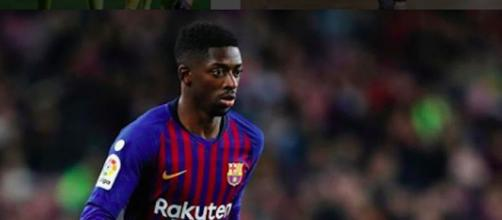 Ousmane Dembélé régalera de crochets au Barça la saison prochaine. (Instagram/o.dembele7)