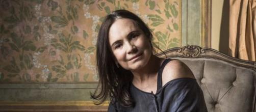 Regina Duarte saiu da TV Globo para ser secretária da Cultura. (Reprodução/Instagram/@reginabduarte)