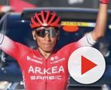 Nairo Quintana vittorioso nella terza tappa del Tour de la Provence