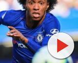 Willian, centrocampista offensivo del Chelsea.
