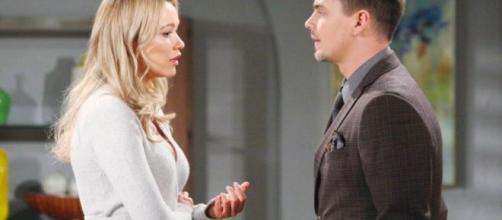 Beautiful trame Usa, Wyatt dice a Flo della malattia di Sally: i due potrebbero rompere