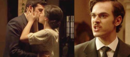 Il Segreto, trame Spagna: Marcela inizia una tresca con Tomas durante l'arresto di Matias.