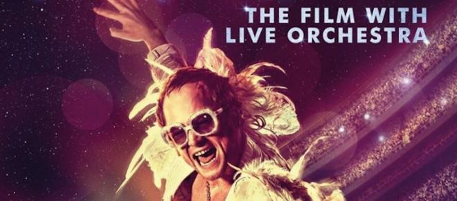 'Rocketman - Live in Concert' comes to the big screen