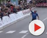 Giulio Ciccone vince il Trofeo Laigueglia