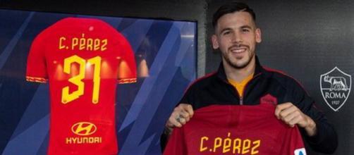 Roma-Gent, probabili formazioni: Dzeko unica punta, esordio per Carles Perez da titolare.