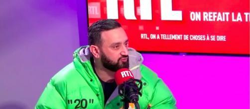 TPMP : Cyril Hanouna admet ne pas vouloir se présenter à la présidentielle de 2022. Credit : RTL