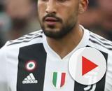 Emre Can, nella foto con la maglia della Juventus.