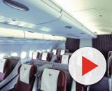 L'interno di un vettore Air Italy