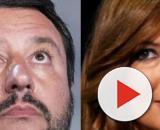 Matteo Salvini recentemente criticato da Selvaggia Lucarelli per le sue parole sull'aborto