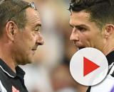 Maurizio Sarri and Cristiano Ronaldo: Combination for success at ... - skysports.com
