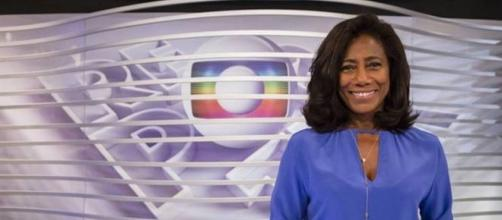 A mãe de Gloria Maria morreu no último sábado (15). (Reprodução/TV Globo)