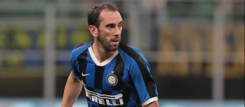 Diego Godin potrebbe lasciare l'Inter