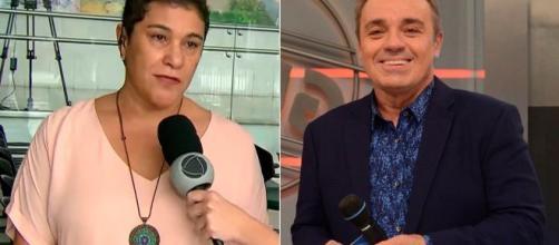 Esther Rocha, ex-assessora de Gugu Liberato decidiu desabafar em suas redes sociais. (Arquivo Blasting News)