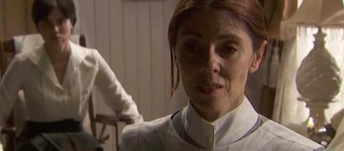 Le anticipazioni de Il Segreto del 18 febbraio ci dicono che Maria sospetta di Dori.