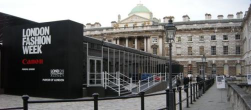 London Fashion Week alla Somerset House