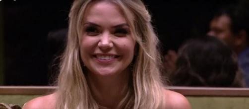 Marcela escapa do paredão no 'BBB20'. (Reprodução/TV Globo)