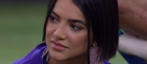 Possível gravidez de Manu Gavassi agita a web. (Reprodução/TV Globo)