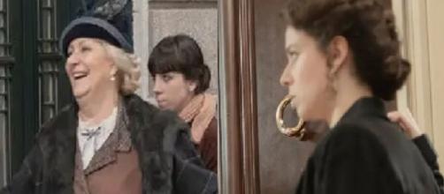 Una Vita, spoiler spagnoli: il ritorno di Susana, Genoveva contro Marcia.