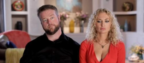 '90 Day Fiancé': Natalie slams Mike for betraying her, trouble looms over relationship. [Image Source: TLC/YouTube]