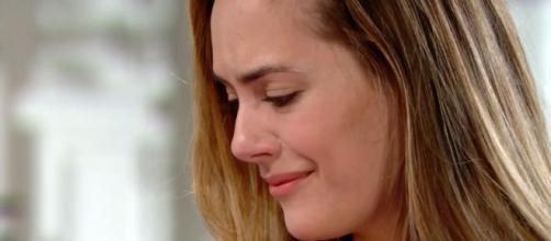 Beautiful, puntata del 19 febbraio: Liam preoccupato per lo stato depressivo di Hope.