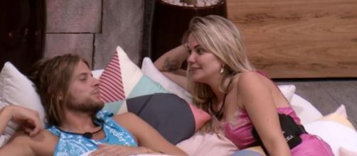 Daniel critica postura de Pyong, enquanto Prior criticava Guilherme. (Reprodução/TV Globo)