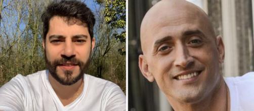Evaristo e Paulo Gustavo são dois dos mais influentes no Brasil. (Fotomontagem)