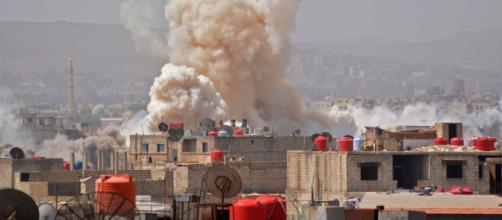 Forças de Bashar al-Assad já controlam 60% do território da Síria. (Arquivo Blasting News)