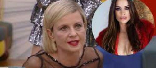 GFVIP, Antonella Mosetti si scaglia sui social contro la Elia: 'È una pazza'