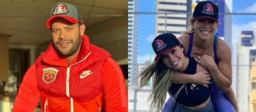 Hulk Paraíba está casado com sobrinha da ex-mulher, diz colunista. (Arquivo Blasting News)