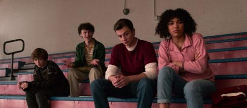 "Netflix : Premières images pour ""I Am Not Okay with This"". Credit : Netflix"