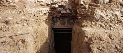 La Tomba di Romolo nel Foro Romano