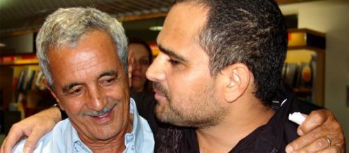 Luciano Camargo atualizou estado de saúde do pai Francisco. (Arquivo Blasting News)