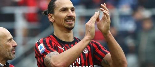 Milan, Ibrahimovic potrebbe rinnovare.