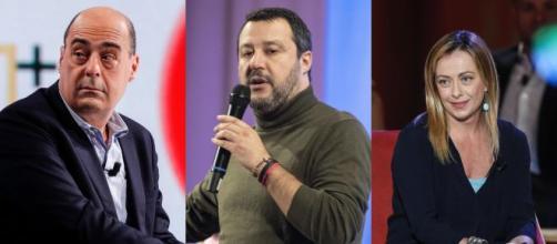 Nei sondaggi politici Demopolis la Lega di Matteo Salvini conferma il 31%, crescono PD e Meloni.